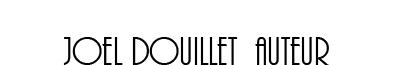 Joël Douillet Auteur